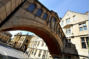 Oxford Photo Tour