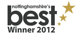 Nottinghamshire's Best Winner 2012